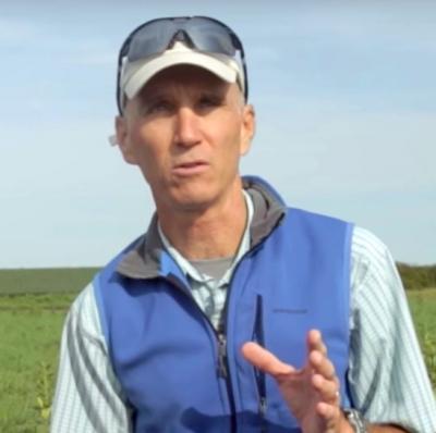 David Wolfe, Environmental Defense Fund