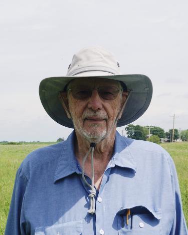 Photo of CRP landowner Don Nelson