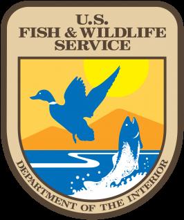 The U.S. Fish & Wildlife Service logo